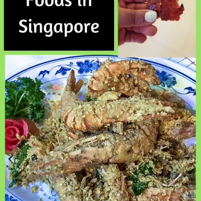 Singapore Travel – 5 Must Eat Food in Singapore – 24 Hour Guide