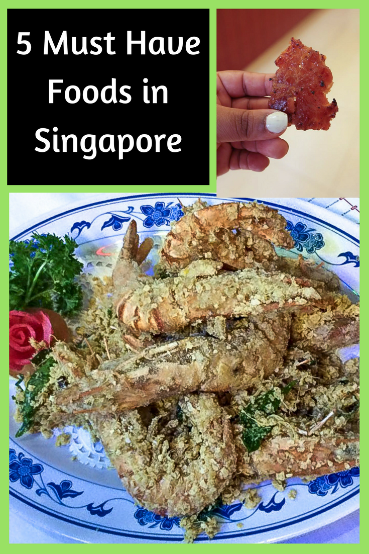 Singapore Travel - 5 Must Eat Food in Singapore - 24 Hour Guide