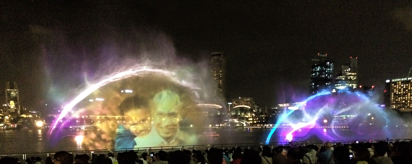 Singapore Laser Shows