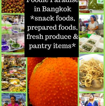 Or Tor Kor Market - Foodie Paradise in Bangkok