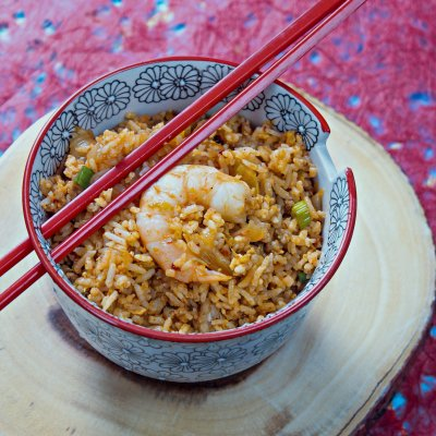 Kimchi Fried Rice – How to Make the PERFECT Fried Rice
