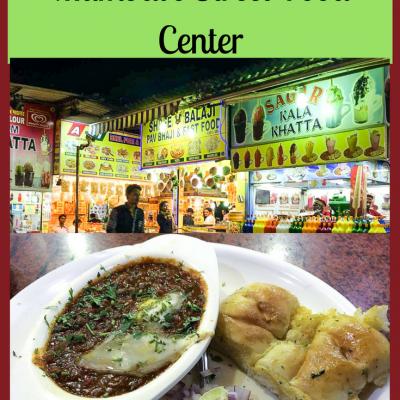 Mumbai Travel – Juhu Beach Street Food