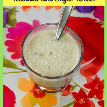 Paal Payasam - Indian Rice Pudding - Restaurant Style Kheer