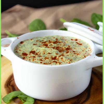 Instant Spinach Aioli – All Purpose Condiment