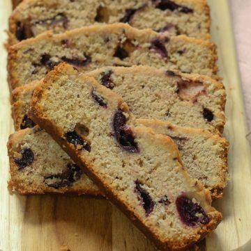 Cherry Coconut Sweet Bread