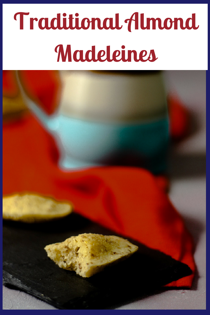 Traditional Madeleine Cookies