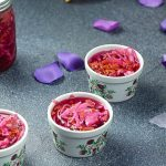 Curtido - Pickled Cabbage Salad