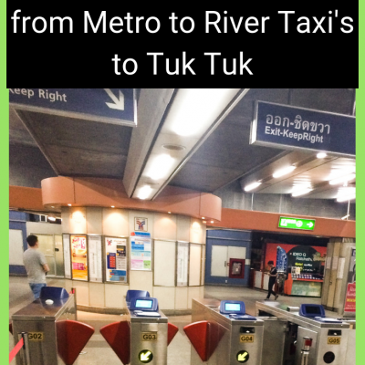Getting Around Bangkok – Public Transportation Guide