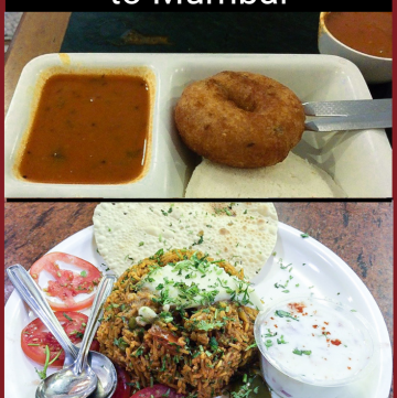 24 hour Foodie's Guide to Mumbai