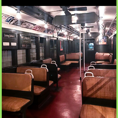 NYC Transit Museum – Kid Friendly Interactive Museum