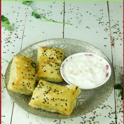 Uzbeki Samsa – Cumin Scented Lamb Pastries