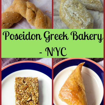 Poseidon Bakery – Traditional Greek Pastries in NYC