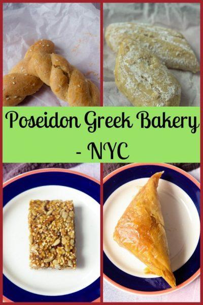 Poseidon Bakery - Traditional Greek Pastries