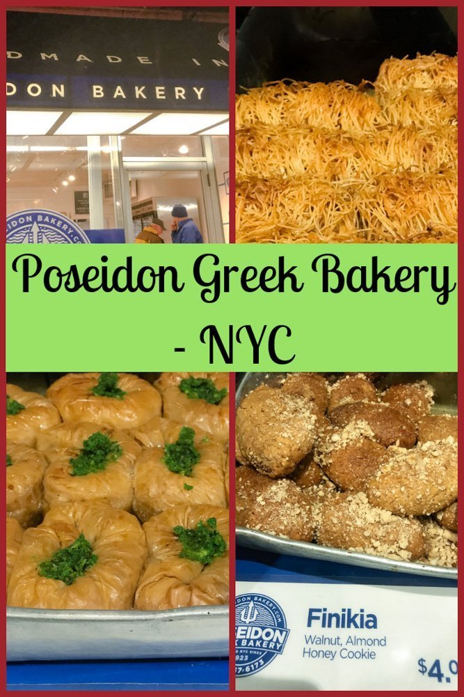 Poseidon Bakery - Traditional Greek Pastries in NYC