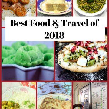 Best Food & Travel of 2018