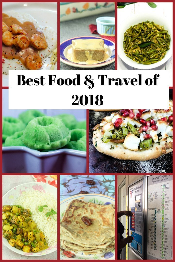 Best Food & Travel Posts of 2018