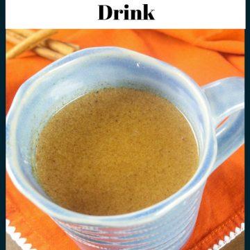Champurrado - Mexican Chocolate Cornmeal Drink