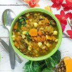 Githeri - Kenyan Vegetable Bean Stew