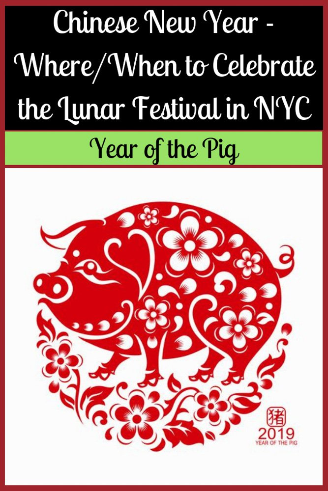 Celebrate the Lunar Festival in NYC