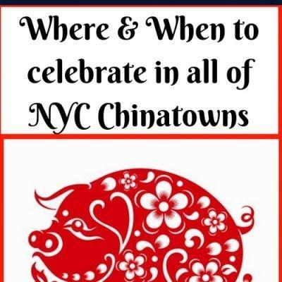 Celebrate the Lunar Festival in NYC