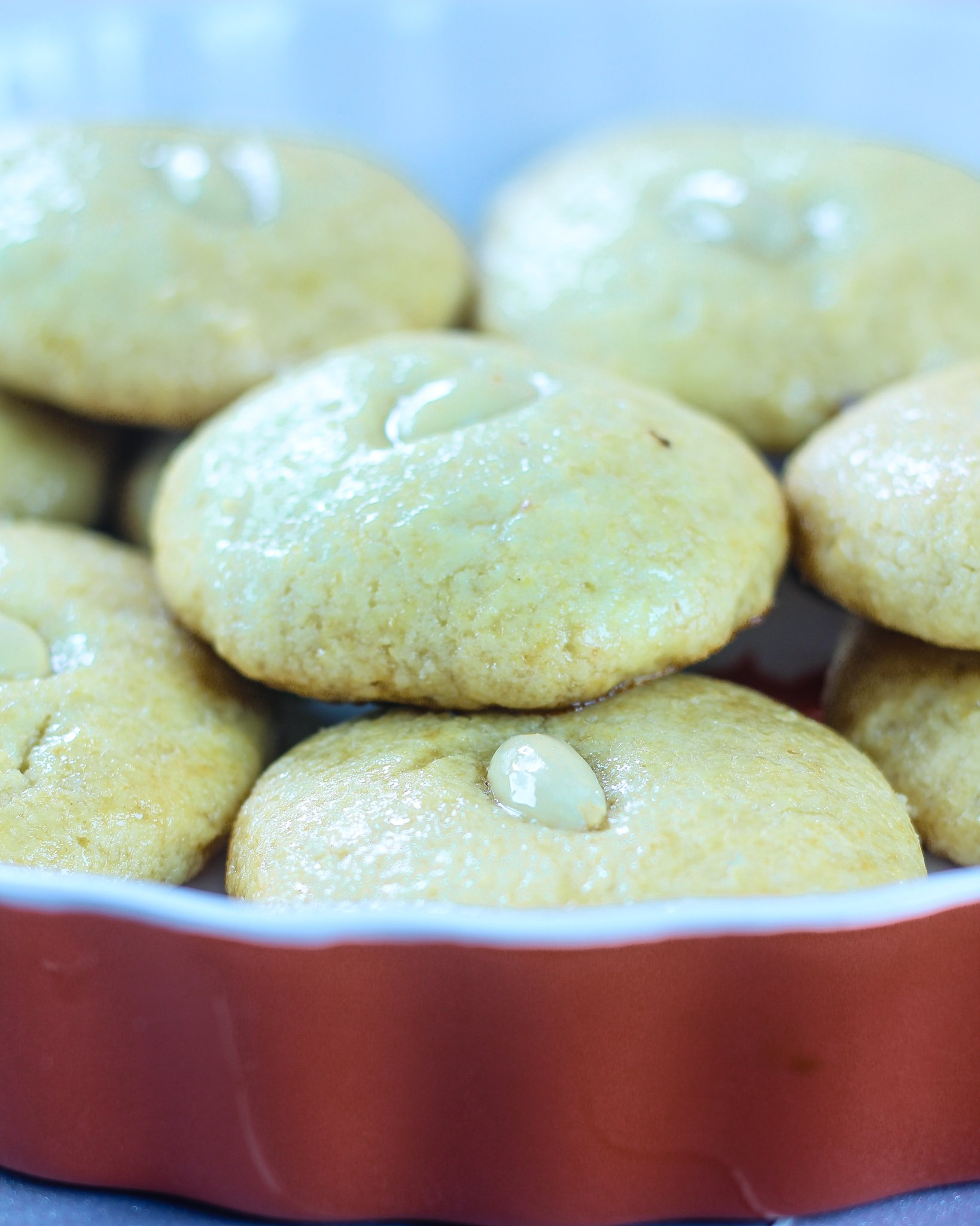 Serkerpare - Turkish Semolina Cookies