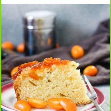 Kumquat Cake Recipe