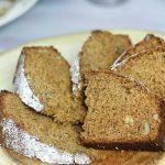 Lekach - Jewish Honey Cake
