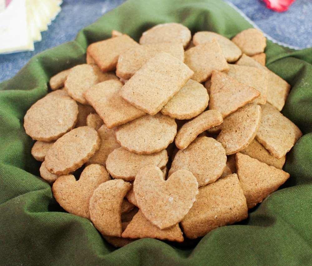 Scandinavian Spice Cookies - Pepperkakor RECIPE