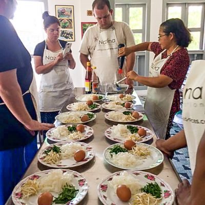 Nazlina's Cooking Class in Penang