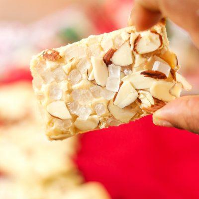 Jan Hagel Cookies – Dutch Shortbread Cookies
