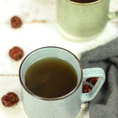 Chinese Red Dates Pear Elixir