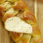 Choereg - Armenian Easter Bread