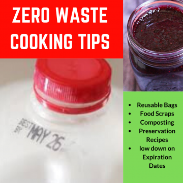 Zero Waste Cooking Tips
