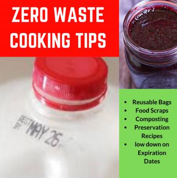 Zero Waste Cooking Tips
