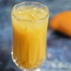 Zero Waste Mango Lemonade Recipe