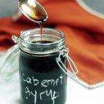 Cabernet Simple Syrup recipe