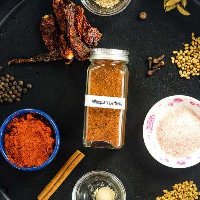 Berbere – Authentic Ethiopian Spice Blend