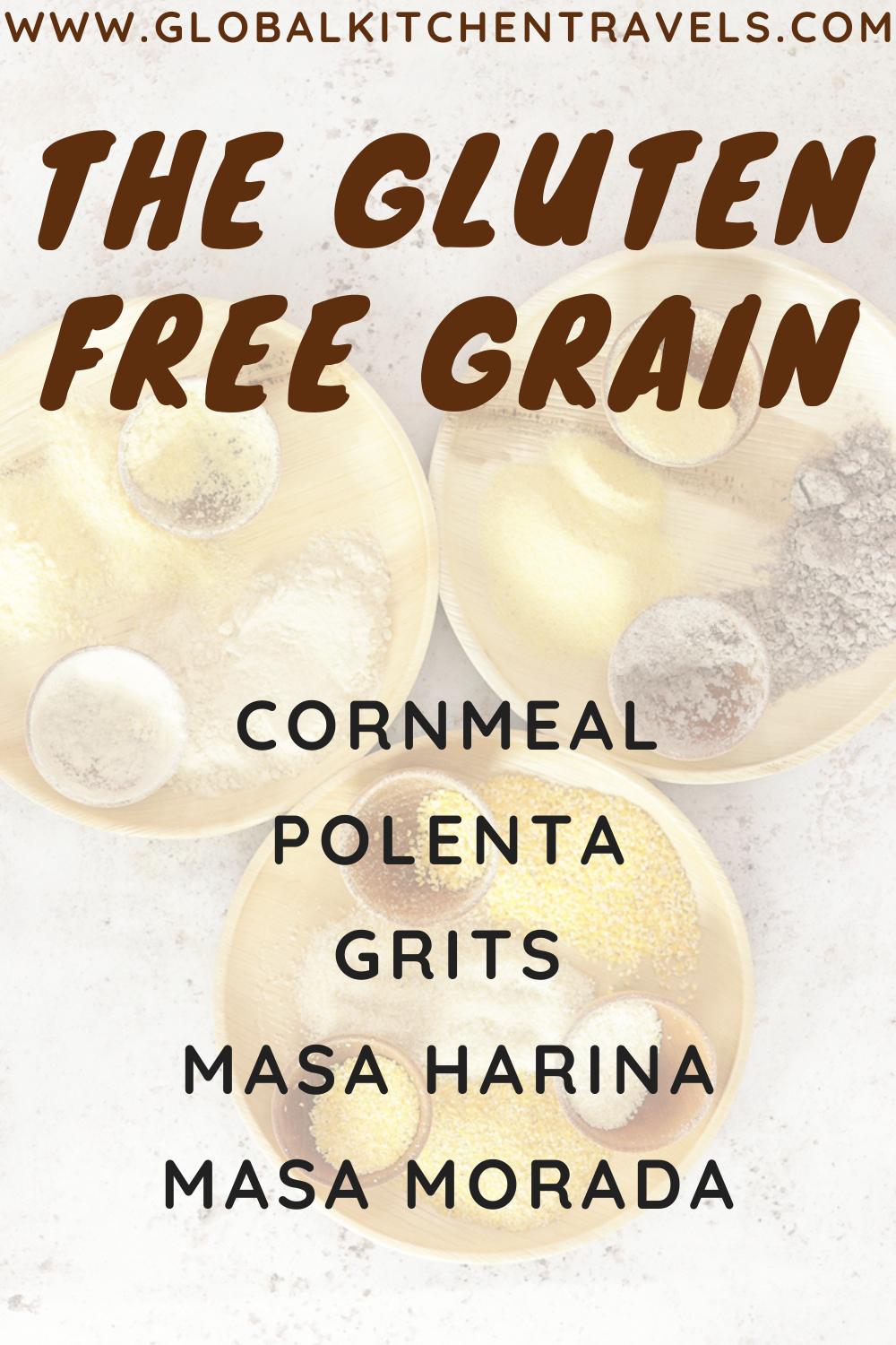 Text about cornmeal the gluten free grain