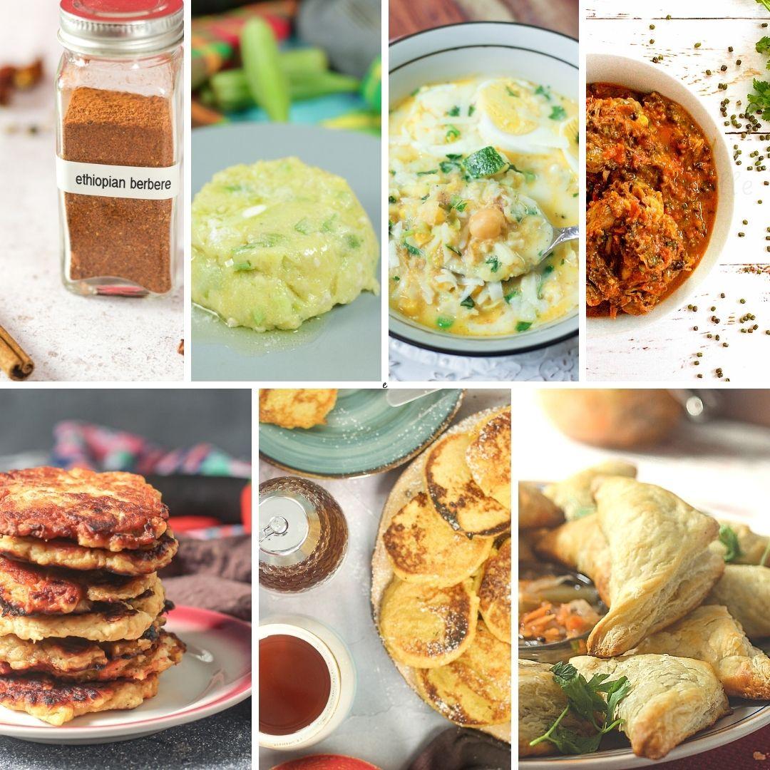 7 photos of African Diaspora Recipes
