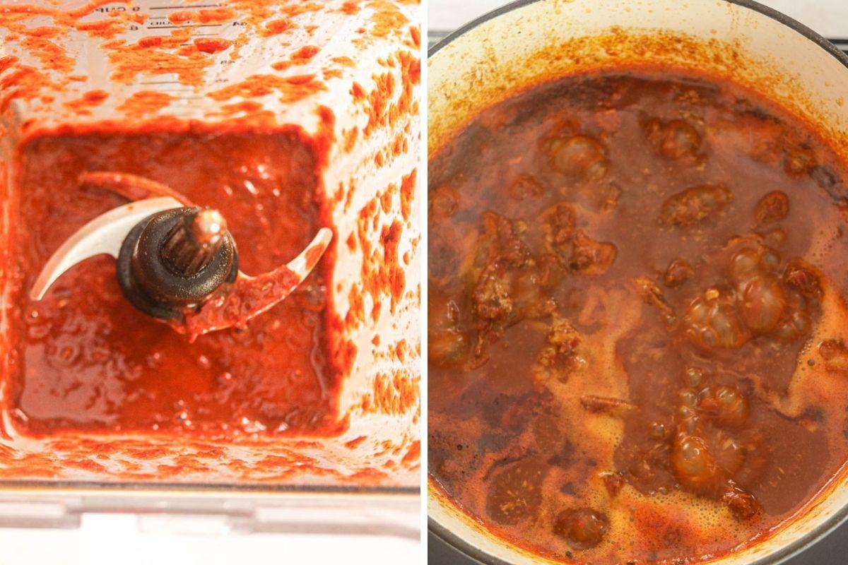 How to Make Goat Birria Soup - How to Cook Birria