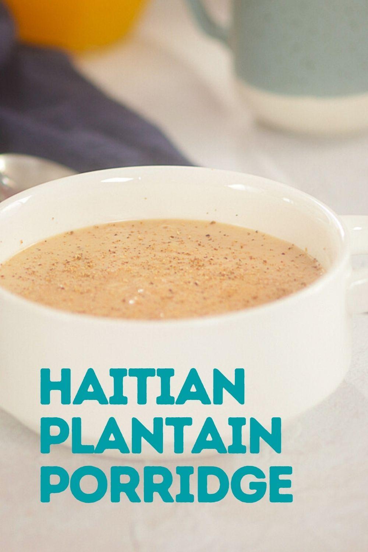How to make Haitian Labouyi Bannann with text