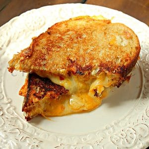 the best grilled cheese sandwich.