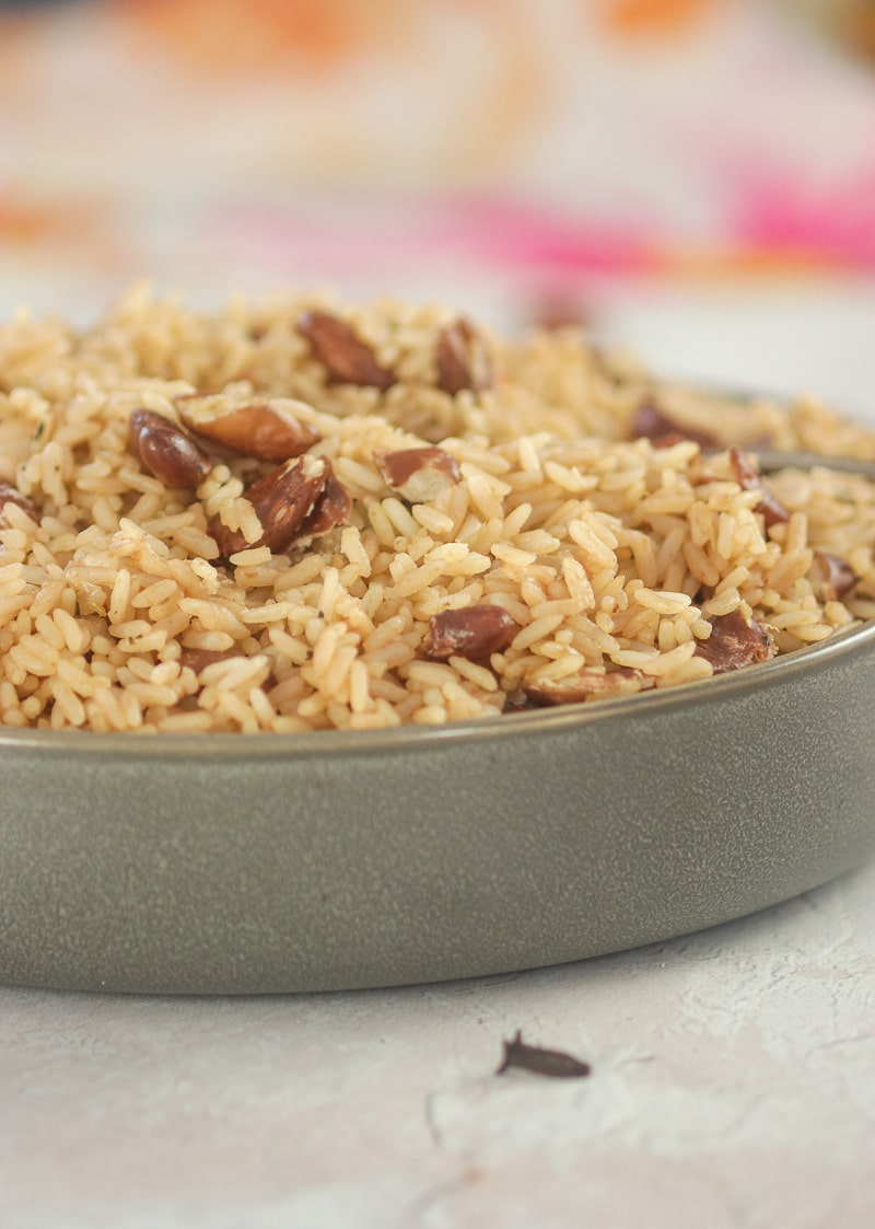 Rice and Beans - Haitian Style