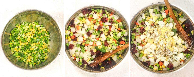 Haitian Beet Salad