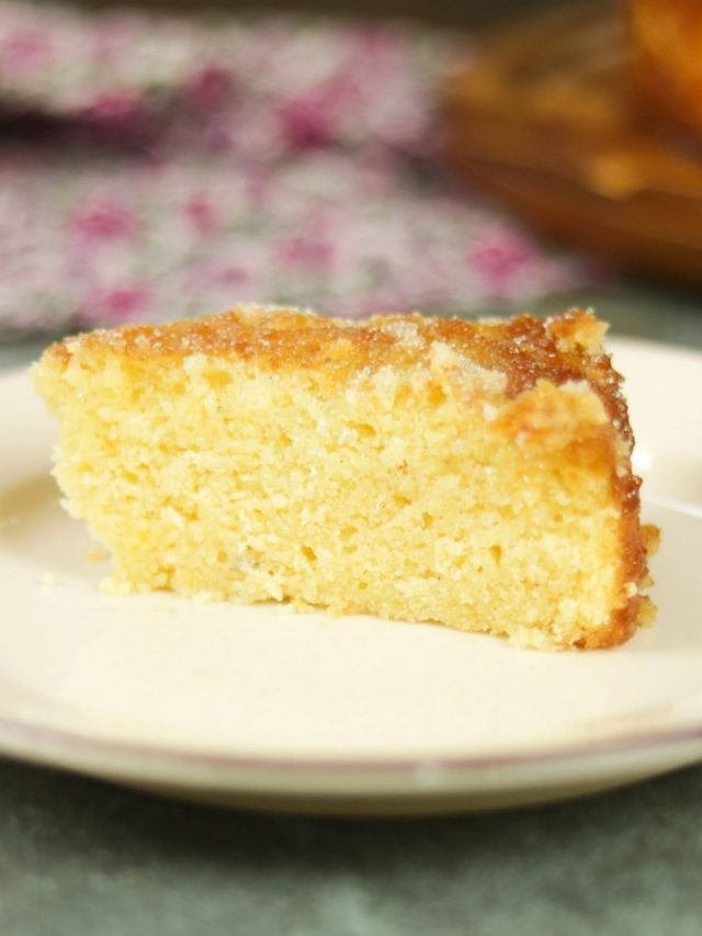 Haitian Orange Cake – Gateau a L'Orange