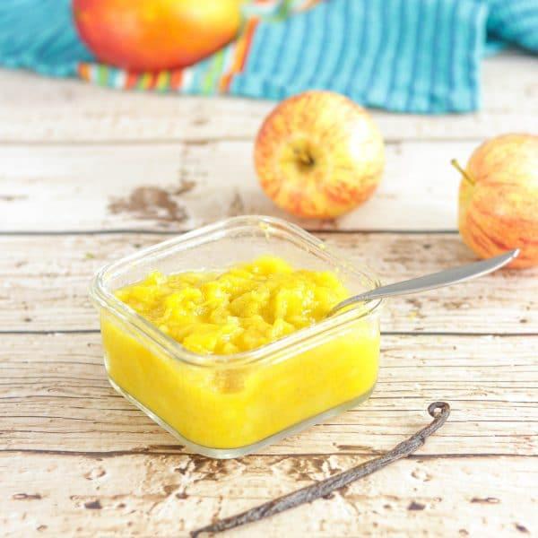 Mango Applesauce Recipe