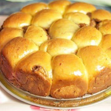 Khaliat Nahal - Honeycomb Bread