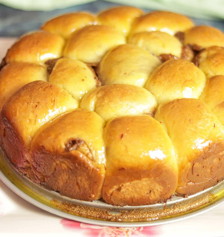 Honeycomb Bread for Ramadan