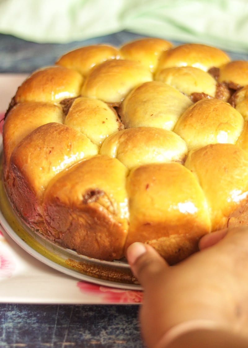Ramadan Beehive Bread Recipe