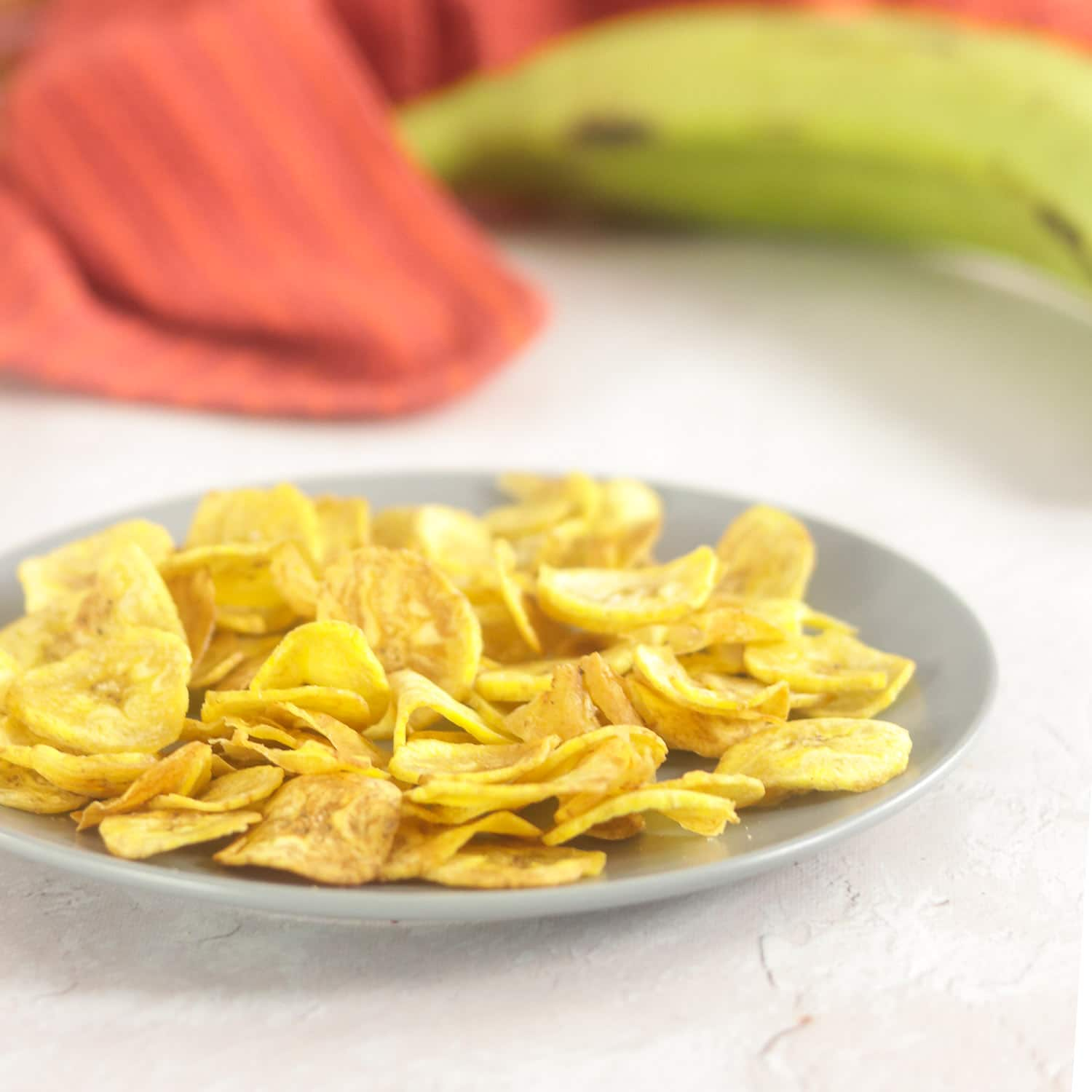 Plantain Chips Air Fryer